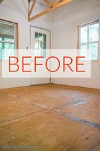 s shock your guests with these shoe string budget flooring ideas, flooring