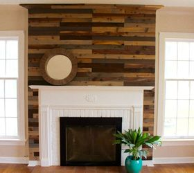 Quick and Easy Fireplace Update | Hometalk