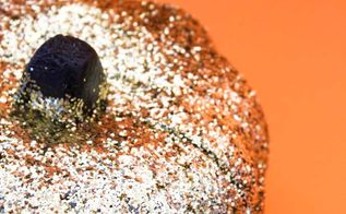 diy glitter pumpkins, bedroom ideas, cleaning tips, crafts, decoupage, fireplaces mantels, pallet, repurposing upcycling