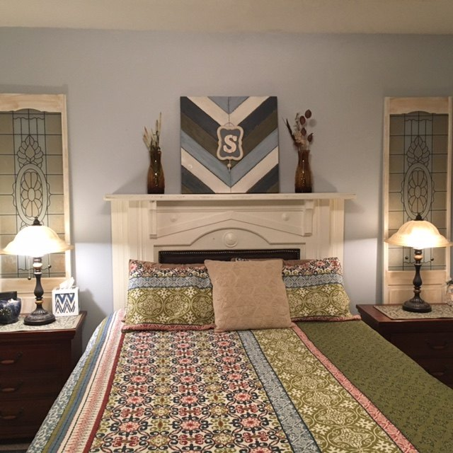 Ugly Mantel To Bedroom Beautiful Hometalk
