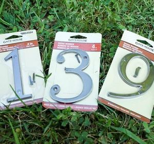 s 11 gorgeous address signs that ll make neighbors stop in admiration, crafts, curb appeal, outdoor living