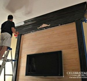 s 12 shiplap ideas that are hot right now, home decor, wall decor