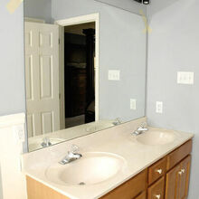 s 10 stunning ways to transform your bathroom mirror without removing it, bathroom ideas, home decor