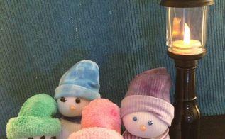 christmas street light, christmas decorations, crafts, repurposing upcycling
