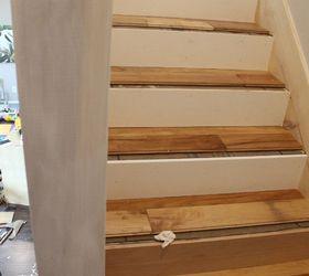 Attractive Nice Diy Stair Remodel Diy Staircase Remodel, Hardwood Floors, Home  Improvement, Stairs,