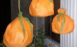 pumpkins, repurposing upcycling