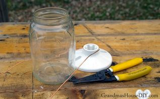 jar light bulb covers for our basement , basement ideas, lighting, repurposing upcycling