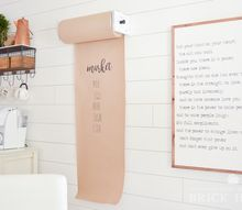 how to make a butcher paper grocery list, how to