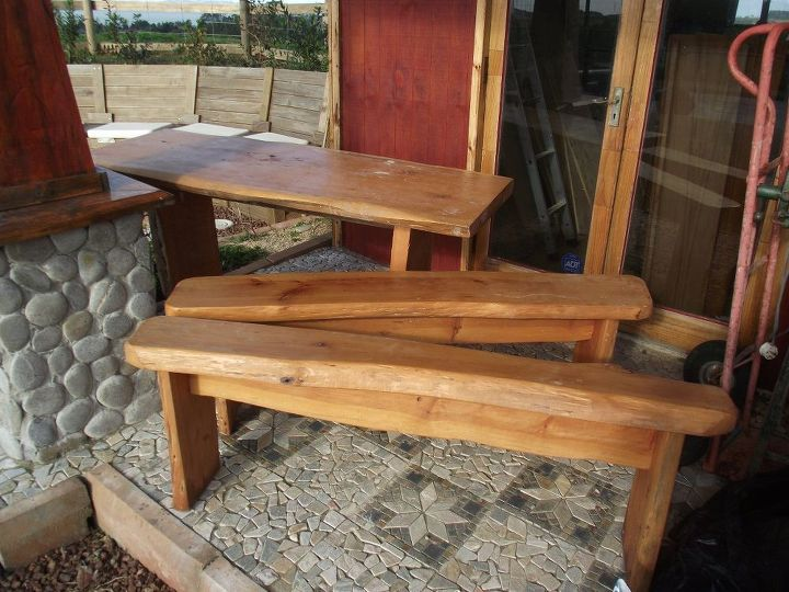 Making woodworking a bit less expensive hometalk for Less expensive furniture