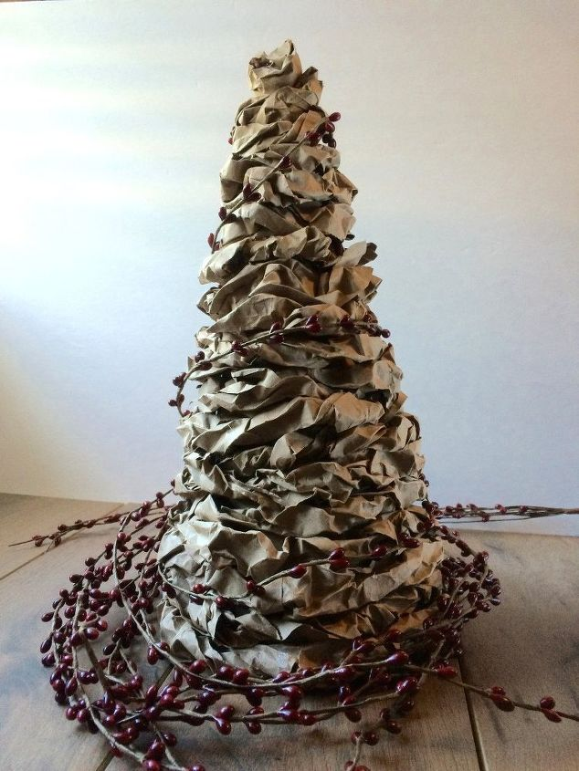 Make a Cereal Box Christmas Tree With Recycled Grocery ...
