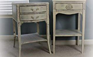 coordinate mismatched furniture with paint, chalk paint, painted furniture