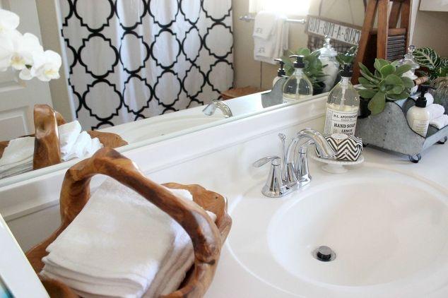 diy mirror frame kit simple bathroom decor bathroom ideas home decor