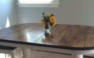 farmhouse table diy, kitchen design, painted furniture, rustic furniture