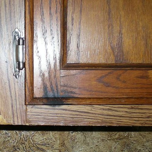 Can I Successfully Paint Cabinets Made From Pressed Quot Wood