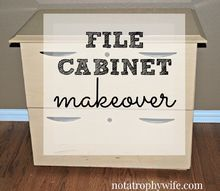 laminate file cabinet makeover, home office, kitchen cabinets, kitchen design, painted furniture