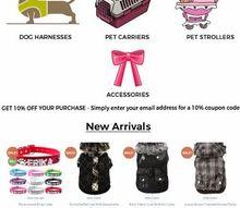 berties boutique infographics