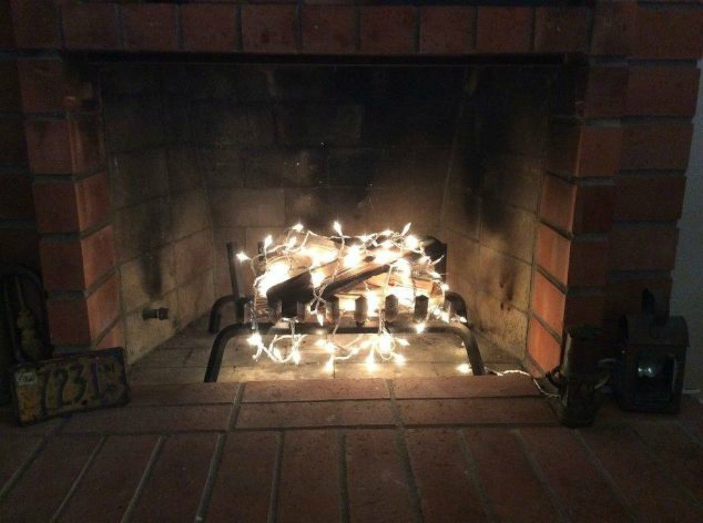 Fake Fireplace Ideas Diy
