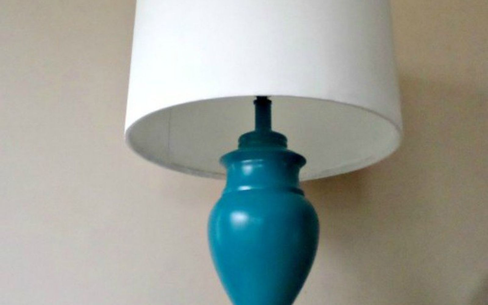 s these gorgeous transformations will make you rethink your lamp shades, lighting, window treatments, windows, Replace it with a new shape
