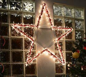 DiY Lighted Christmas Stars | Hometalk