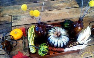 diy mason jar pumpkin, crafts, halloween decorations, home decor, mason jars, thanksgiving decorations