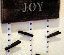 how to create holiday card holders from scrap pieces you have already, how to