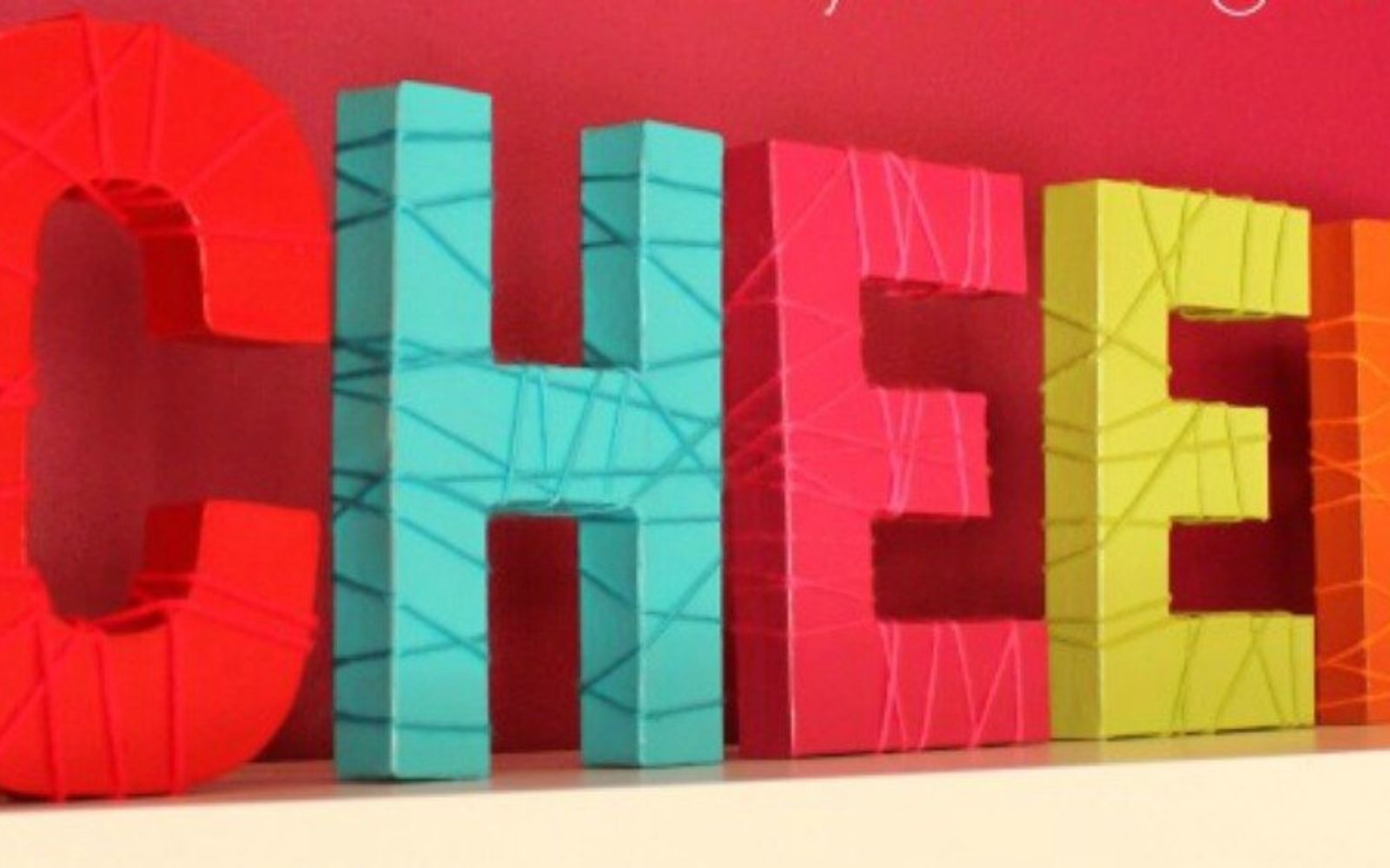s cut up cardboard for these breathtaking christmas ideas, christmas decorations, Wrap them with yarn for festive cheer