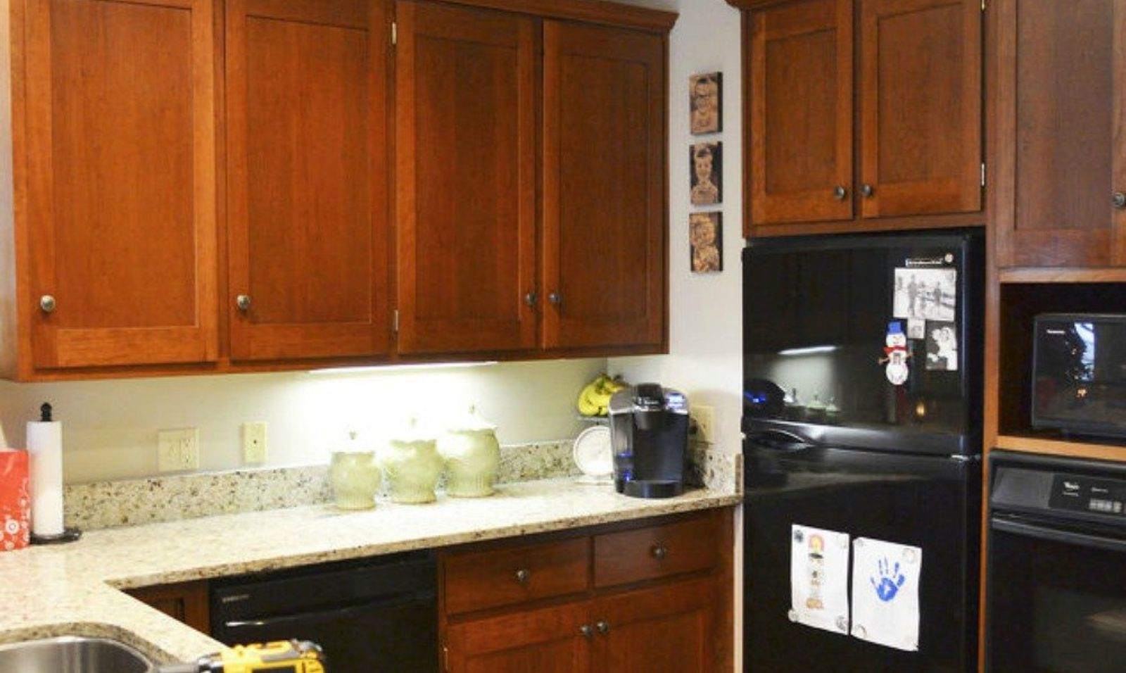 Don 39 t paint your cabinets before you see these 11 tips for See kitchen designs