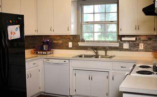 peel stick kitchen tile install, kitchen design