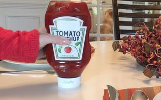 for people who love ketchup and home decor, home decor
