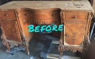 for the fashion lover, painting wood furniture, This was AFTER I stripped off the top