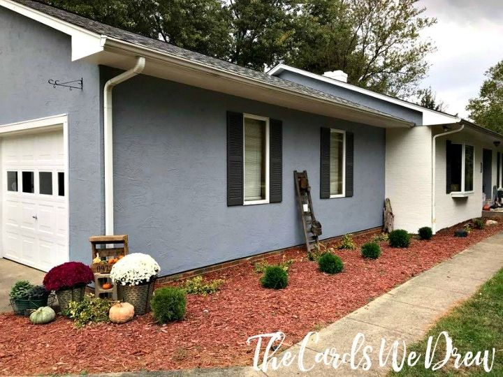 Painted Brick House Makeover Hometalk