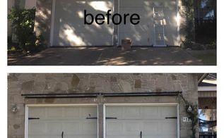 garage trellis diy, garages, gardening