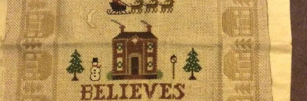 q for christmas 2016 diy christmas cross stitch