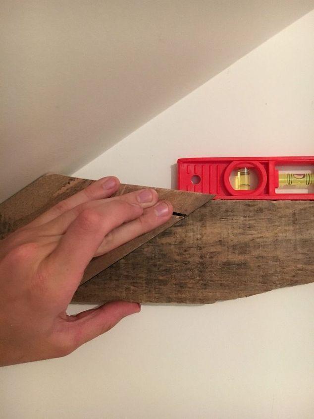Slanted Closet Ceiling Solved Hometalk
