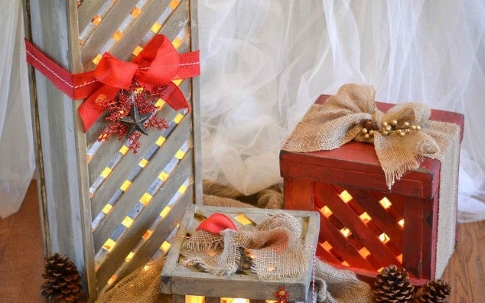 Christmas Diy Decorating Ideas: Make Your Porch Look Amazing With These DIY Christmas