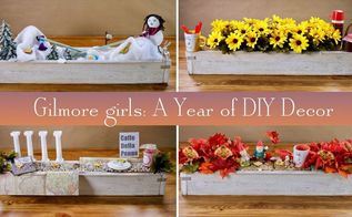 gilmore girls a year of seasonal decor, home decor