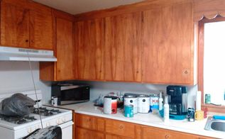 kitchen remodel, home improvement, kitchen design, Before