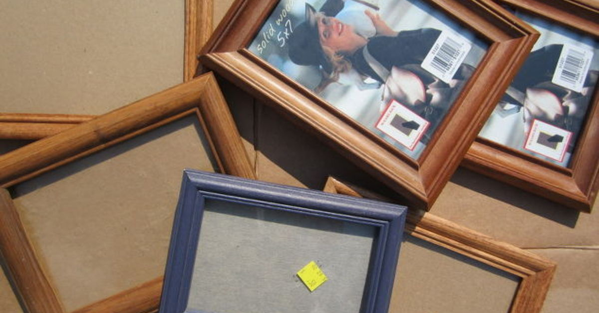 I Love You Collage Picture Frames