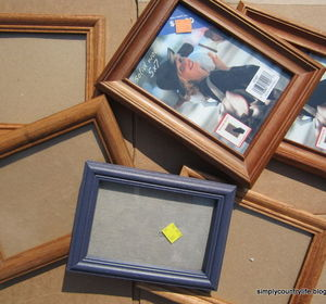 s 23 awesome things you didn t know you could do with old picture frames, crafts, repurposing upcycling