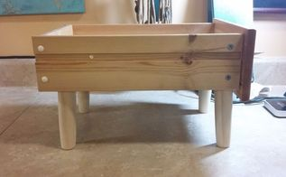 diy furniture legs on the cheap, painted furniture