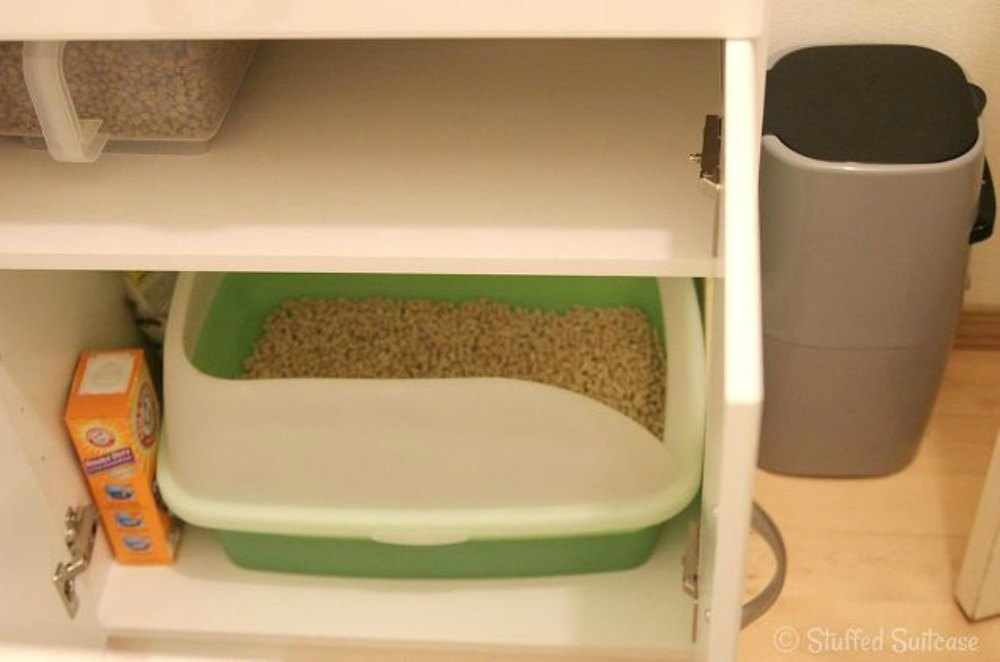 Cat Owners 12 Ways To Hide A Litter Box In Plain Sight Hometalk
