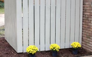 how to repair a fence picket, fences, how to