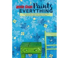 annie sloan paint everything, chalk paint, painting