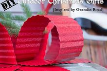 diy outdoor christmas gifts inspired by grandin road
