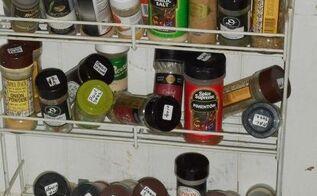 desire for proper spice herb storage, storage ideas