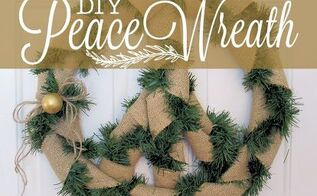 quick 20 peace wreath