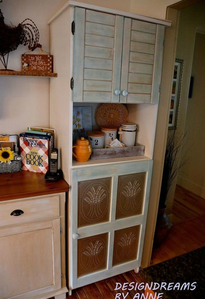 Transform Your Kitchen Cabinets Without Paint (11 Ideas ...