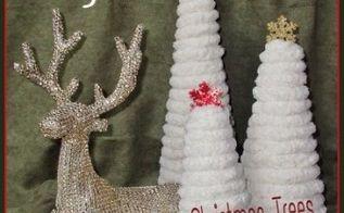 yummy yarn christmas trees