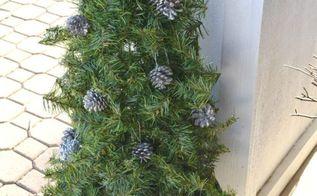 simple diy christmas tree