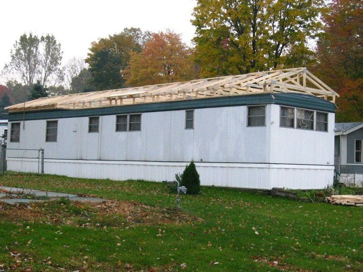 Re Roofing An Old Mobile Home Is Not A Good Idea Hometalk